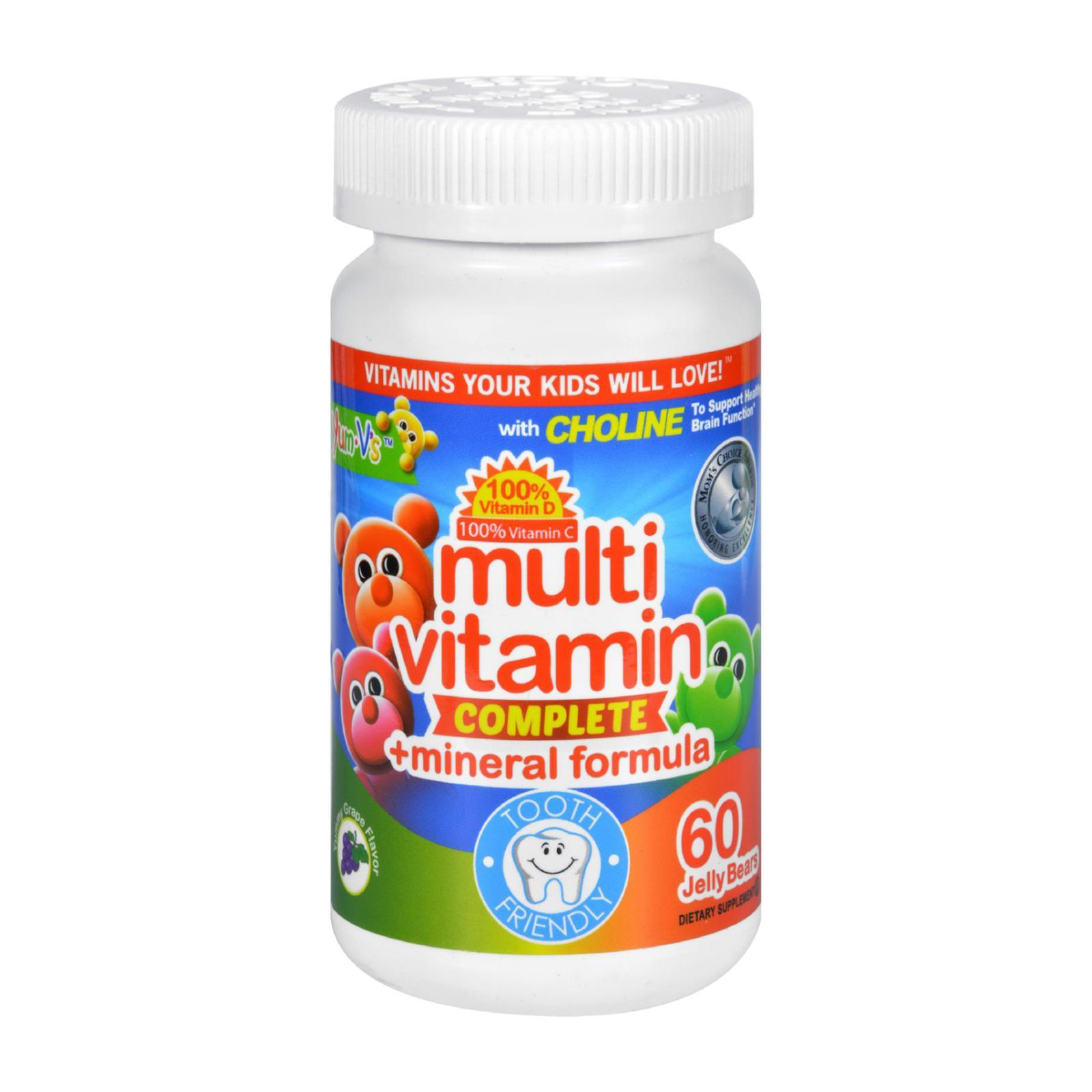 how strong multivitamin jelly