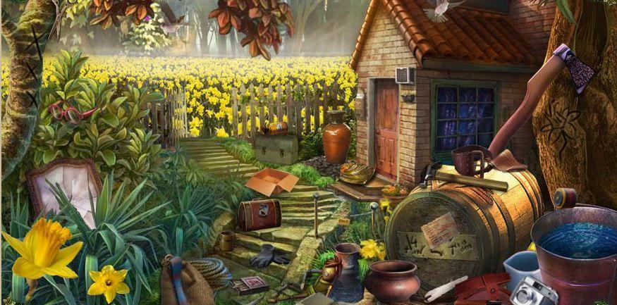 "You can play""The Daffodils Garden"" http//www.hidden4fun"