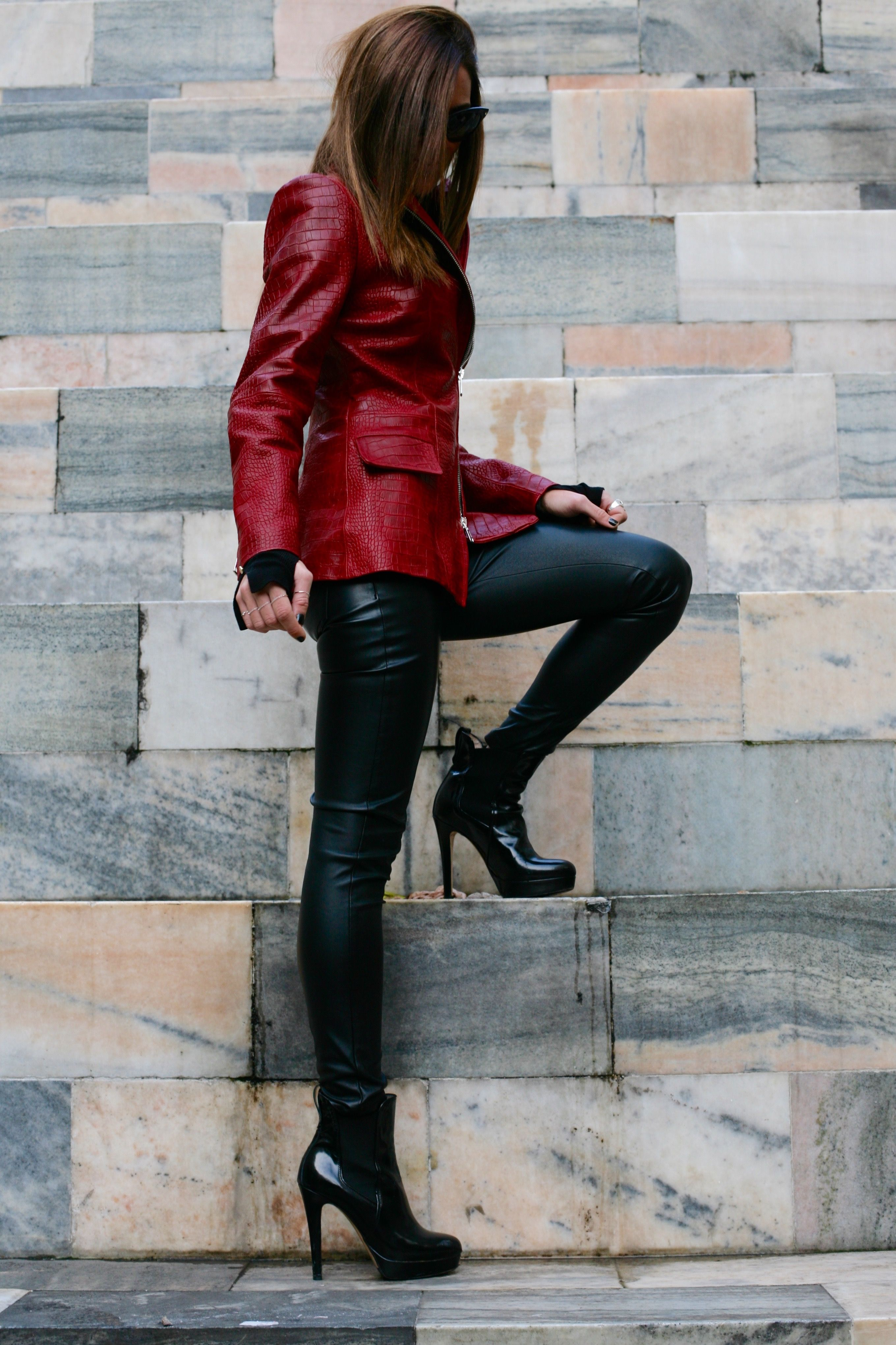Fashion can be bought. Style, one must possess. #fashion #fashionquotes #style #styletips #designerfashion #leather #leatherjacket