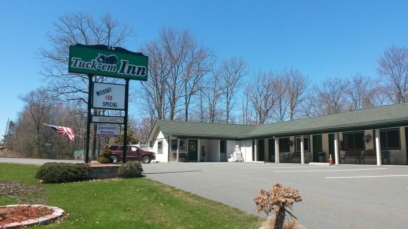 Tuck Em Inn Motel Near Lake Wallenpaupack