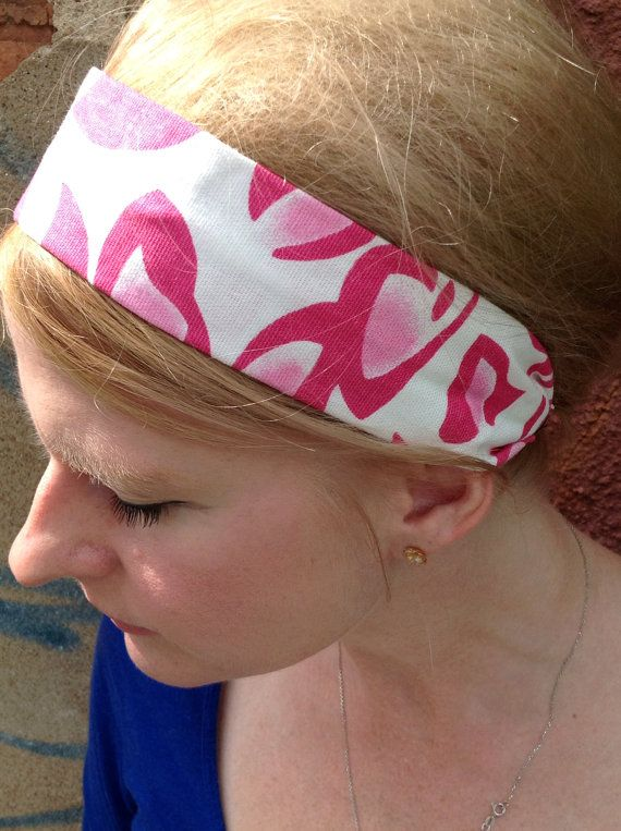 Get your go-go boots on. Fun #Retro Abstract Mod #Leopard Print #Headband by TheBlondeFactory, $11.00 #leopardprint