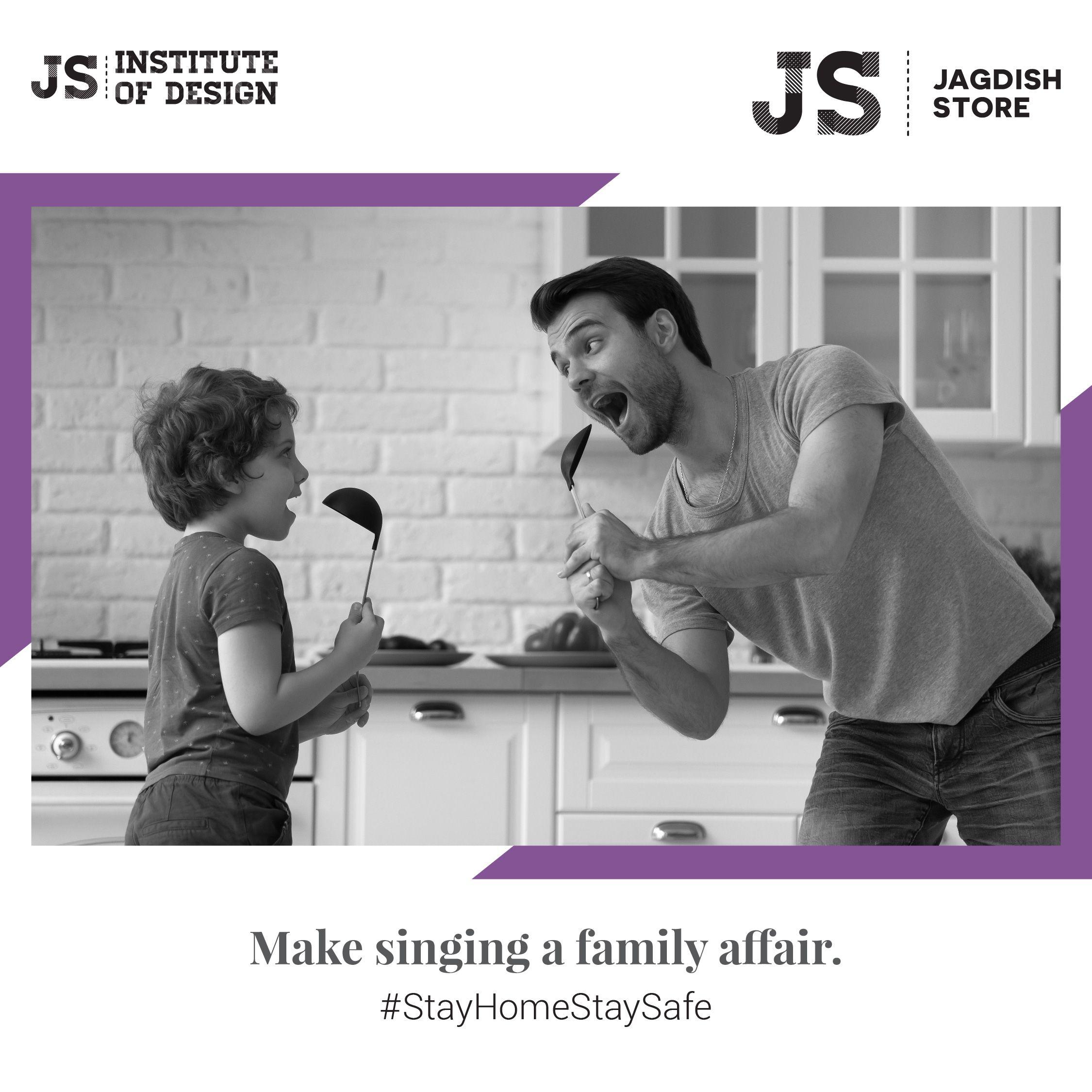 Stay Home. Stay Safe. #StayHomeStaySafe #HomeLove #JagdishStore
