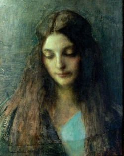 Pascal-Adolphe-Jean Dagnan-Bouveret [French Realist Painter, 1852-1929]