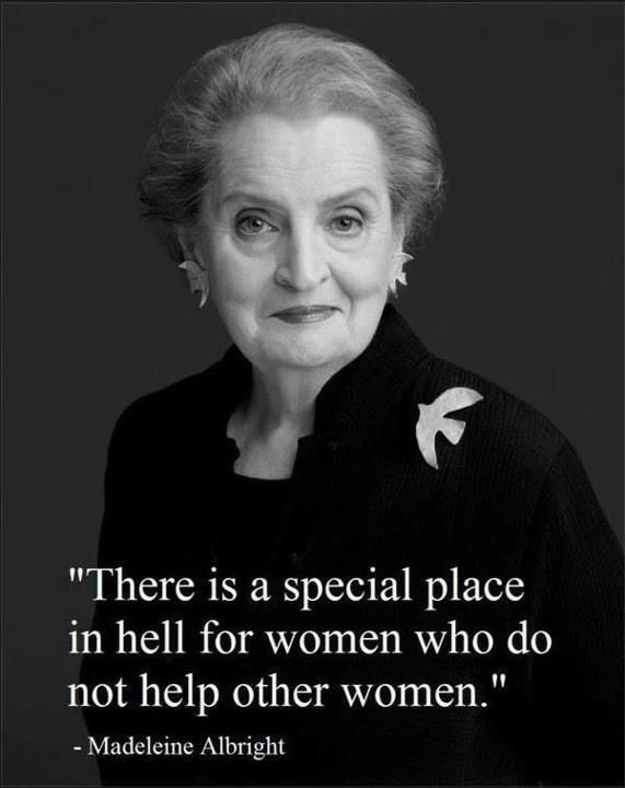 Madeleine Albright 1997 2001 Minister Of The State