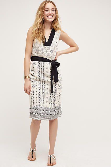 Eventide Dress | Anthropologie, Dress skirt and Wardrobes