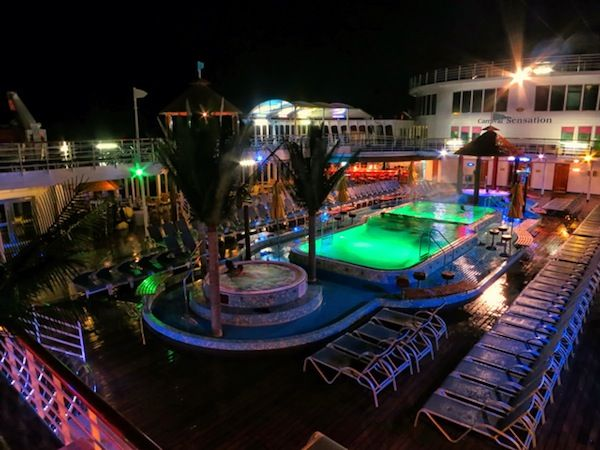 Carnival Sensation Pool Deck Amazing Cruise Photos Pinterest Amazing Pictures Pools And