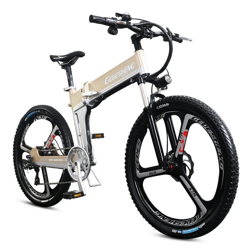 Brand Name Daibot Voltage 48v Foldable Yes Applicable People Unisex Certification C Folding Electric Mountain Bike Electric Mountain Bike Electric Bicycle