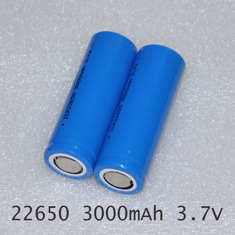 Unitek 3 7v 22650 Rechargeable Lithium Ion Battery Li Ion Cell 3000mah Icr22650 Click Visit To Buy From Aliexp Led Flashlight Lithium Ion Batteries Flashlight