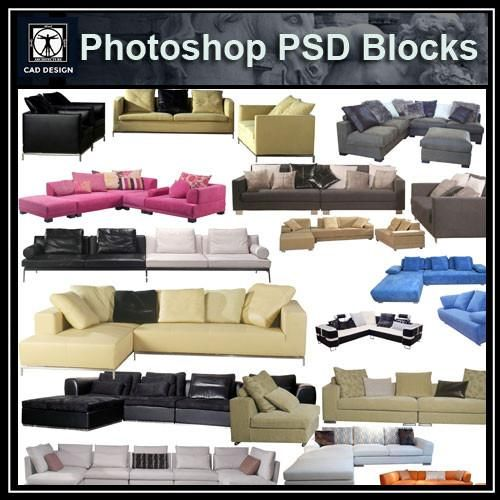 shop PSD Sofa and Chair Blocks V3