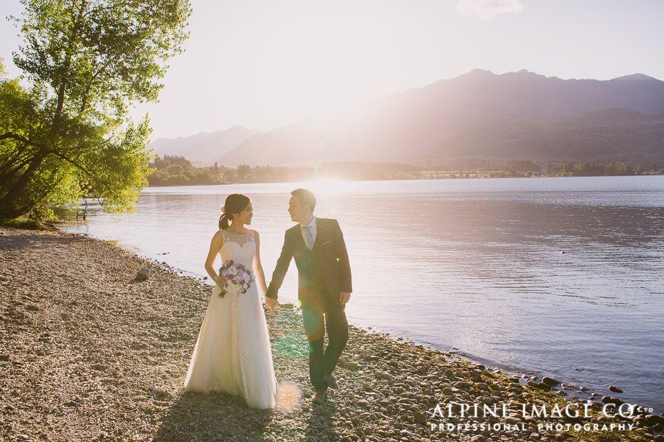 New Zealand Mountain Wedding Photography by Alpine Image Company
