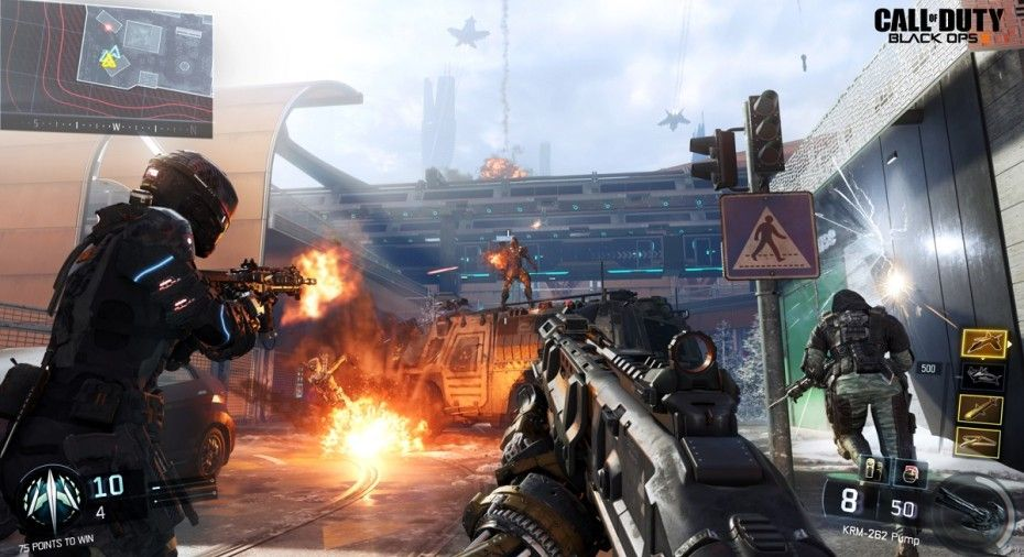 5 Awesome Things About The Call Of Duty Black Ops Iii Single Player Campaign Call Of Duty Black Call Of Duty Call Of Duty Black Ops 3