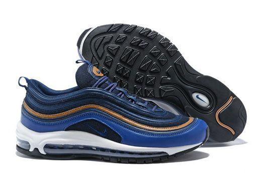 Air Max 97 Wool Thunder Blue 312834 400