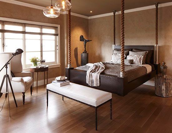Decorating Ideas: Beautiful Neutral Bedrooms