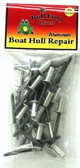 Bull Frog Replacement Rivets - 25 rivets | Traxstech