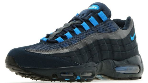 """promo code 897cf ad769 Nike Air Max 95 """"Armory Navy"""" exclusively for JD Sport"""