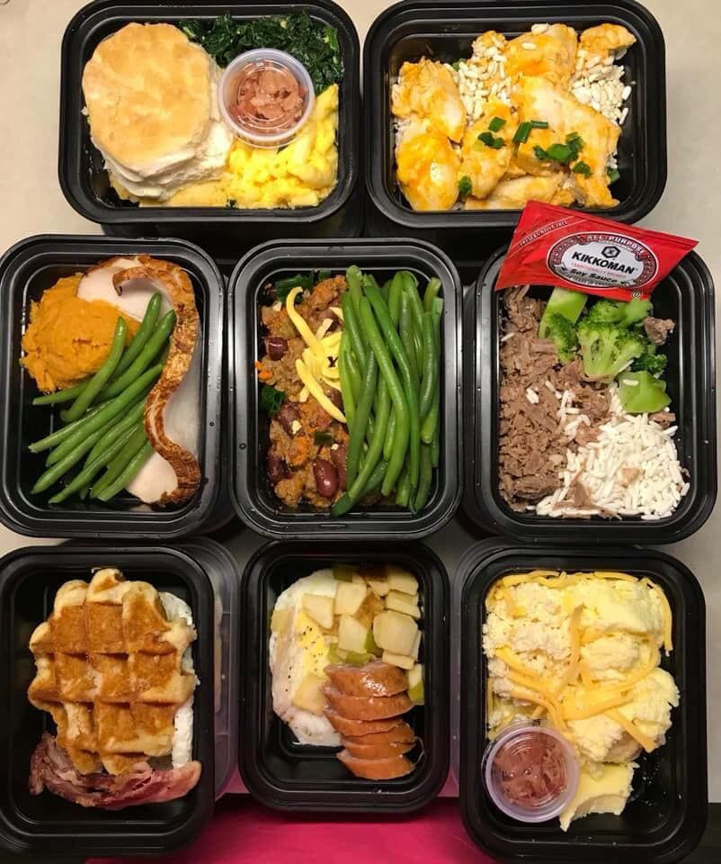 Women 2 Women Conference (With images) Meal prep, Meals