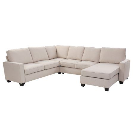 Fantastic Better Homes Gardens Gramercy U Configuration Sectional Cjindustries Chair Design For Home Cjindustriesco