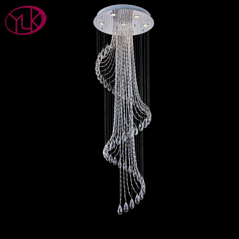 Cheap crystal chandelier buy quality modern crystal chandelier cheap crystal chandelier buy quality modern crystal chandelier directly from china chandelier for living room suppliers youlaike spiral modern crystal aloadofball Choice Image