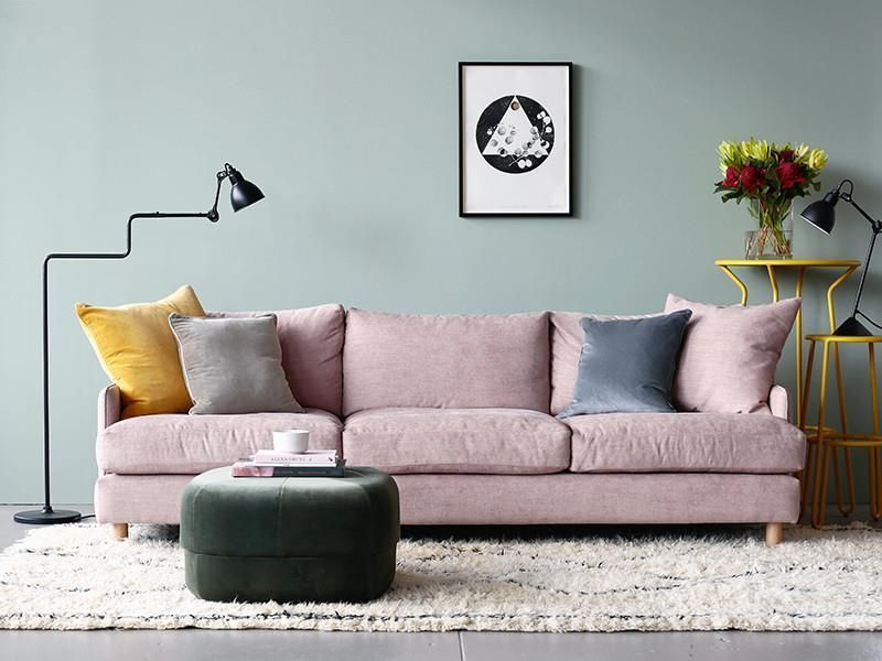 Groovy Dwell Sofa In Maison Blush Home Decor Laundry Room Inzonedesignstudio Interior Chair Design Inzonedesignstudiocom