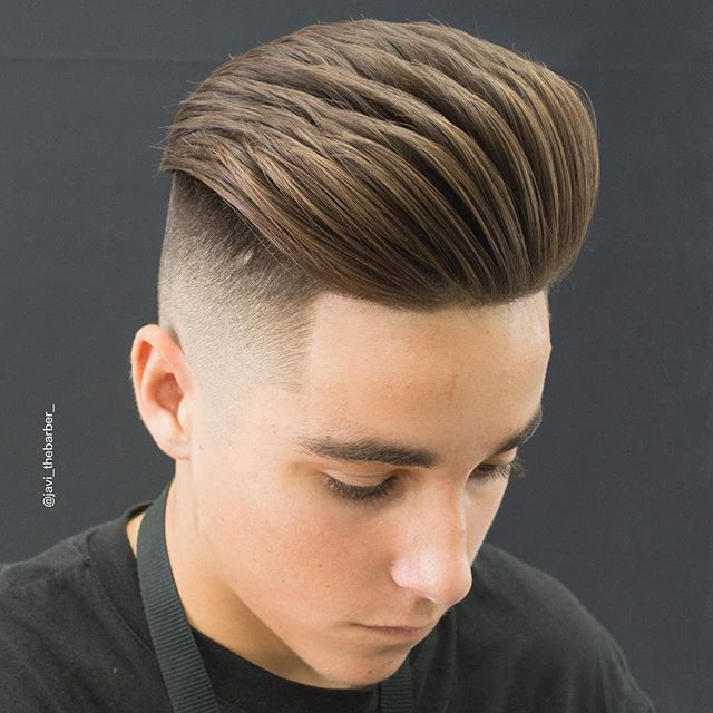 Hairstyle by @javi_thebarber_ #lakme #teamlakme For products visit @lakme_inspired_haircare  Product used in photo: body shaper and hairspray hard