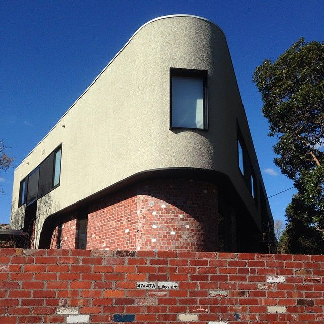 """Recycled #brick corner #melarch #nofilter"""