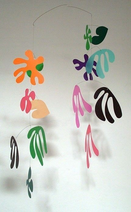 Matisse mobile Perfect Art Pinterest Escultura, Plástica y Aula