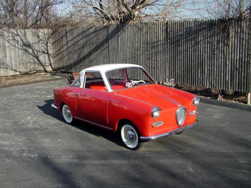 1966 Goggomobil TS250 | I want one | Pinterest | Classic car prices ...
