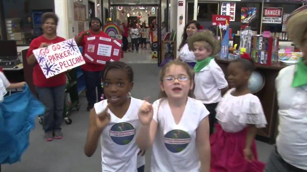 Parker Elementary School Lip Dub Galveston ISD TX | Candie Lepo | Pinterest  | Galveston
