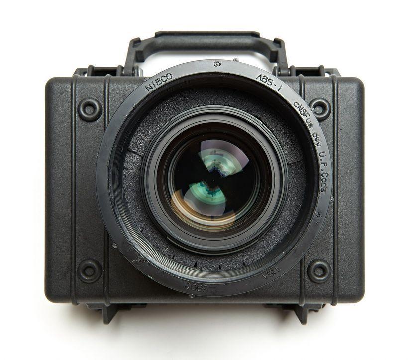 [DIY]自製相機消音箱