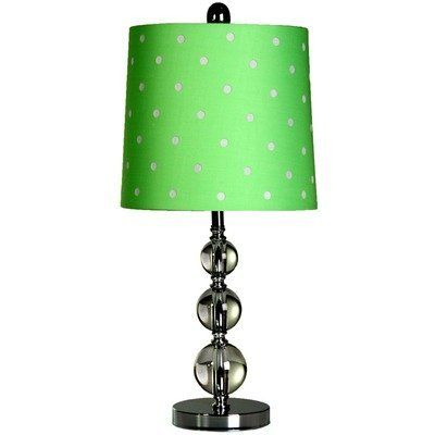 Stacked Ball Table Lamp Shade Color Green By Style Craft 59 95 L21218ds Shade Color Green Features Materials Crystal Lamp Table Lamp Metal Table Lamps