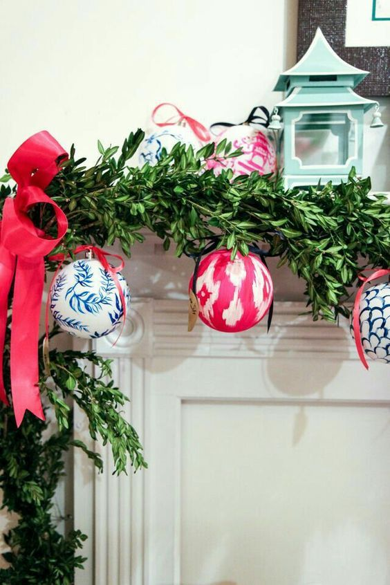 Chinoiserie Chic Chinoiserie Christmas Holiday Decor and