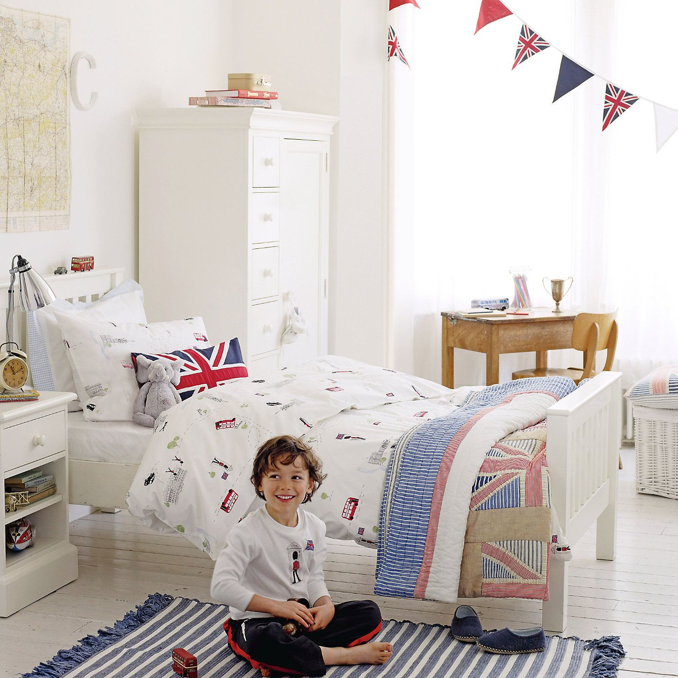 Buy Furniture Shelves Storage Classic Junior Wardrobe From The White Company Childrens Bedroom Furniture London Bedroom Themes White Company Bedroom