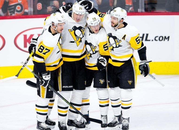 Kris Letang 'We Have All of the Skill But It's Not