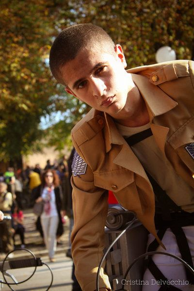 5b60d73c038 Connie cosplay snk