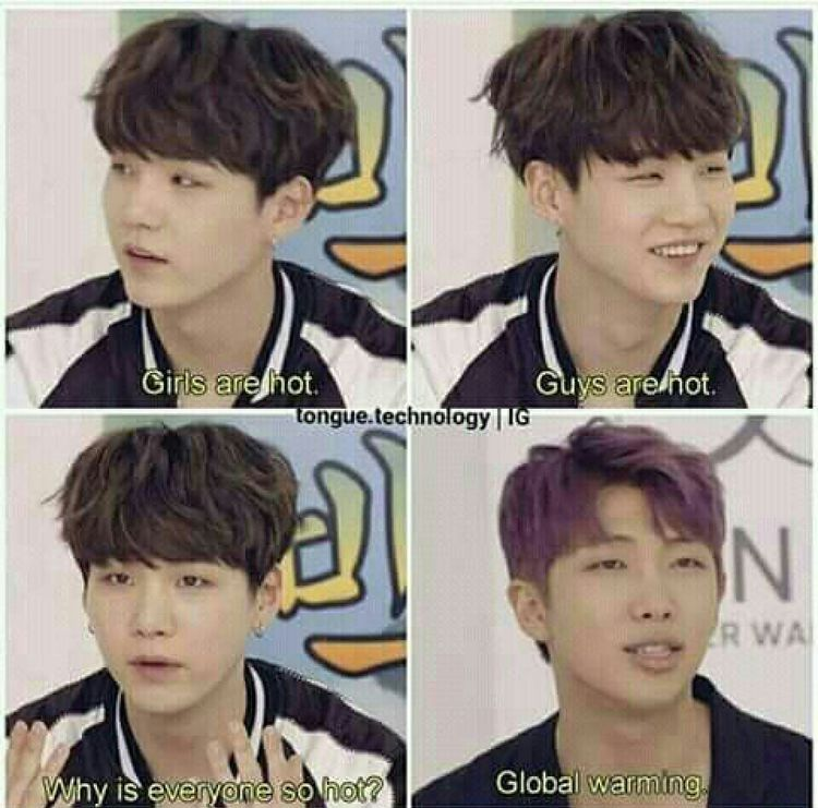 Pin By Nataly Jordan On Bangtan Boys Reaction Pictures Worldwide Handsome Bts Memes