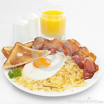 Desayuno americano | Desayunos americanos, Desayuno y ...