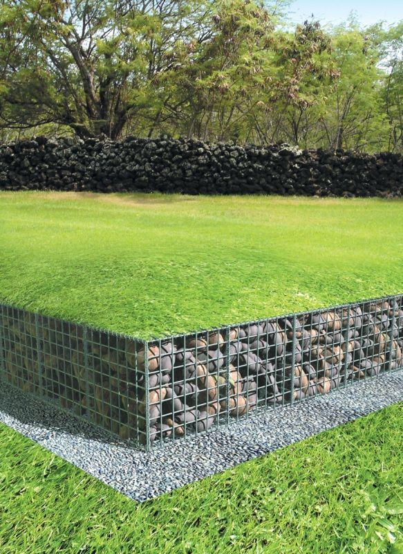 gaviones decorativos para el jard n y jardiner a 10 ventajas del uso de gaviones en el jardín | Proyectos que intentar |  Jardines, Muros de piedra y Decoraciones de jardín