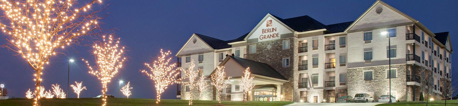 Berlin Grande Hotel In Ohio Ohioholmes Countyboutique