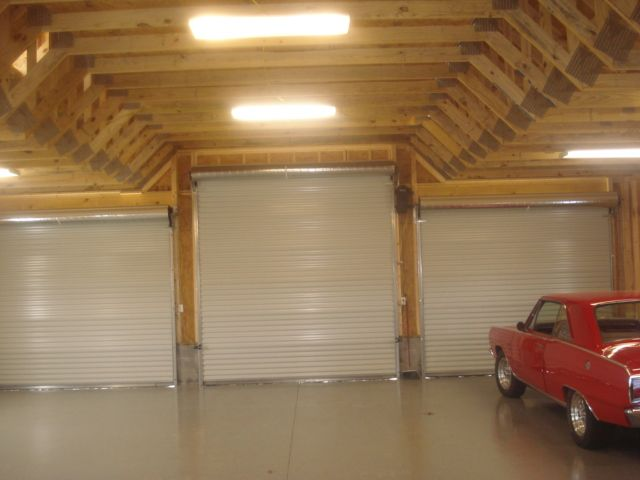 Best Anyone Modified Roof Trusses To Fit A Lift Roof Trusses Garage Mopar 400 x 300