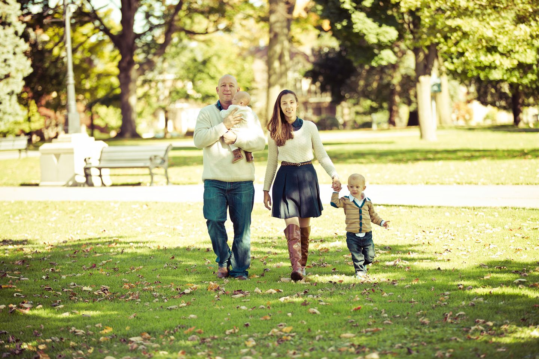 Stobie Family Fall Shoot | London, Ontario | Victoria Park