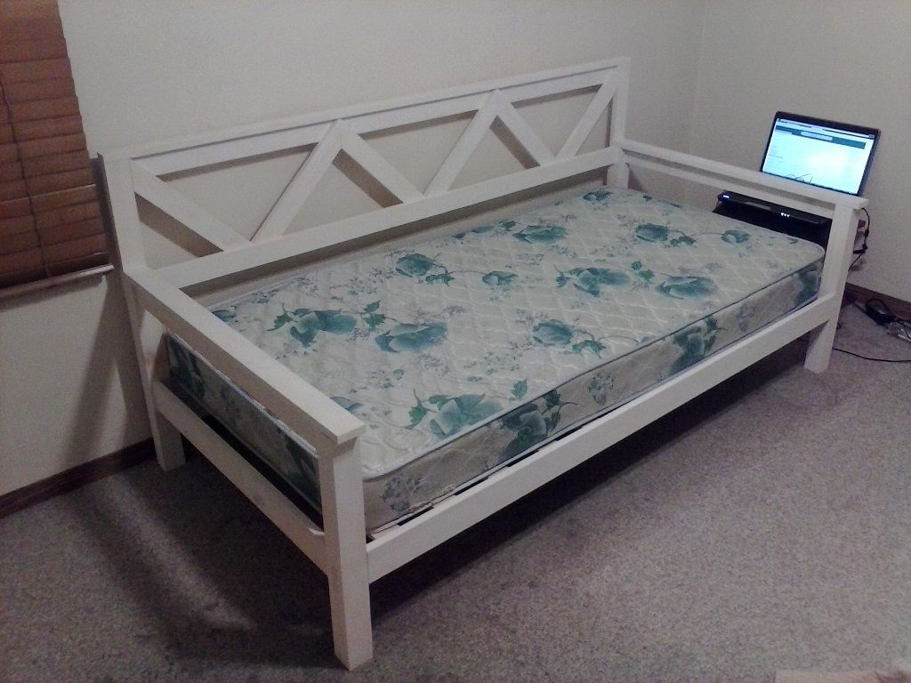 daybed plans diy for the home pinterest daybed handmade