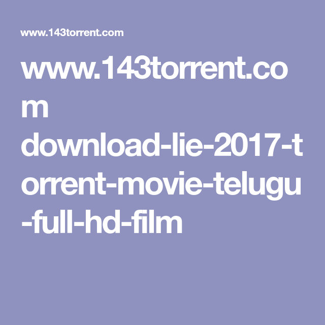 Master telugu movie free download torrent
