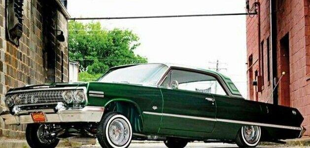 Impala Lowriders Lowrider Cars Impala
