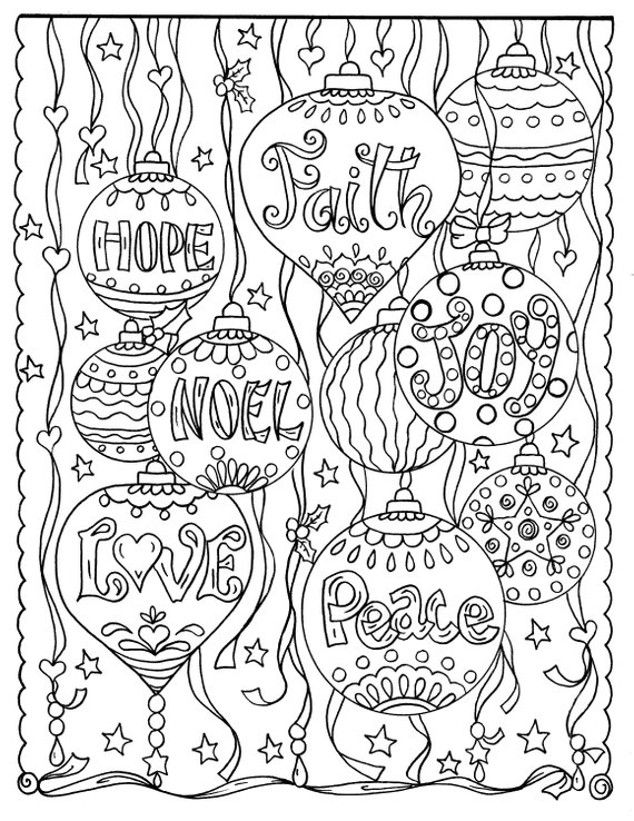 Christmas Coloring Sheets Christian Collection