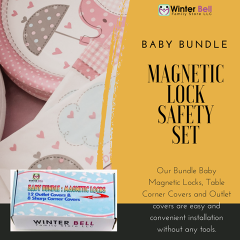 Only buy the best baby proofing set. Spend wisely! Baby