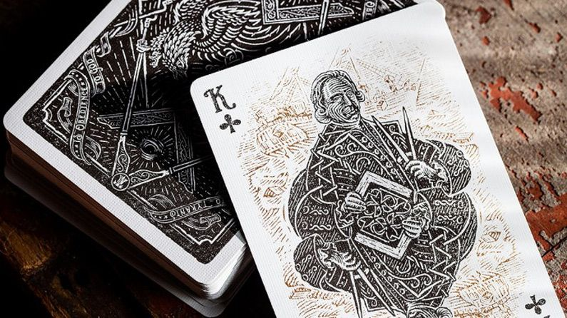 Image Result For Most Beautiful Playing Cards With Images