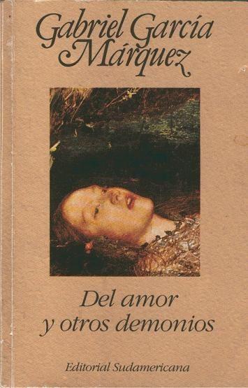 #buenisima #demonios #novela #otros #amor #esta #del #yDel Amor y Otros Demonios- BUENISIMA ESTA NOVELA
