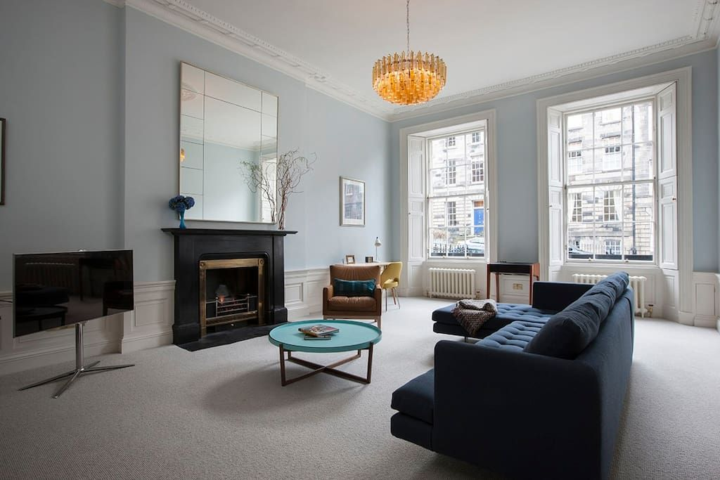 LUXURY EDINBURGH APARTMENT - Flats for Rent in Edinburgh ...