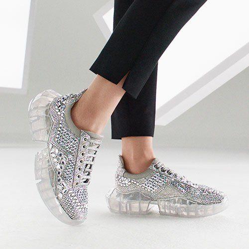 on sale 33750 253ee The Diamond Sneaker