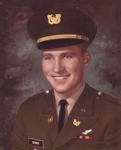 Virtual Vietnam Veterans Wall of Faces | STUART A WERNER | ARMY